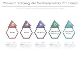 Persuasive Technology And Moral Responsibility Ppt Example