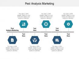Pest Analysis Marketing Ppt Powerpoint Presentation Icon Model Cpb