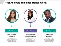 Pest Analysis Template Transactional Leadership Model Outbounding Marketing Cpb