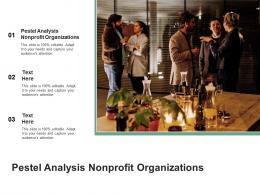 Pestel Analysis Nonprofit Organizations Ppt Powerpoint Presentation Inspiration Ideas Cpb