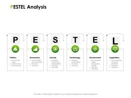 Pestel Analysis Ppt Powerpoint Presentation Portfolio Guide
