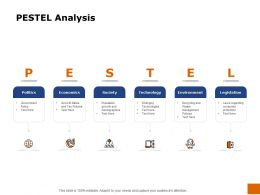 Pestel Analysis Ppt Powerpoint Presentation Styles Smartart