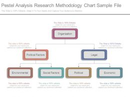 Pestel Analysis Research Methodology Chart Sample File