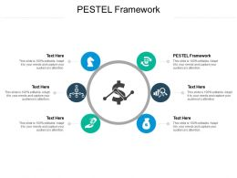 PESTEL Framework Ppt Powerpoint Presentation Layouts Master Slide Cpb