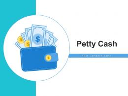 Petty Cash Purchase Order Post Invoice Account Affected