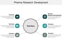 Pharma Research Development Ppt Powerpoint Presentation Show Outline Cpb
