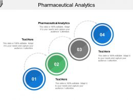 Pharmaceutical Analytics Ppt Powerpoint Presentation Slides Graphics Tutorials Cpb