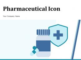 Pharmaceutical Icon Prescription Equipment Symbol Calendar