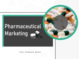Pharmaceutical Marketing Powerpoint Presentation Slides