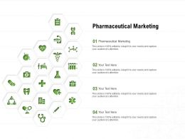 Pharmaceutical Marketing Ppt Powerpoint Presentation Model Introduction