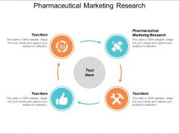 Pharmaceutical Marketing Research Ppt Powerpoint Presentation Model Icons Cpb