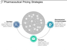 Pharmaceutical Pricing Strategies Ppt Powerpoint Presentation Infographics Professional Cpb