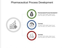 Pharmaceutical Process Development Ppt Powerpoint Presentation Background Images Cpb