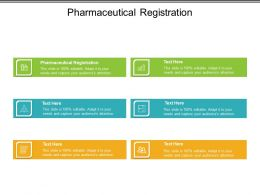 Pharmaceutical Registration Ppt Powerpoint Presentation Inspiration Cpb