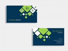 Pharmacist Business Card Template