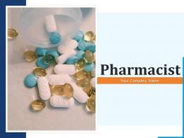 Pharmacist Customer Conversation Drugstore Medicines Dealing