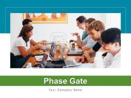 Phase Gate Flowchart Development Innovation Framework Management