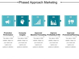 Phased Approach Marketing Powerpoint Ideas