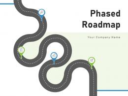 Phased Roadmap Target Achievement Management Deployment Strategy Innovation