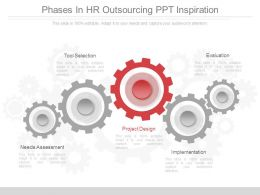 Phases In Hr Outsourcing Ppt Inspiration