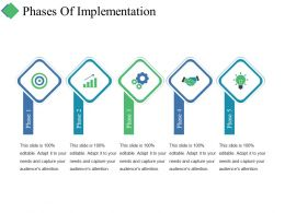 Phases Of Implementation Ppt Summary Microsoft