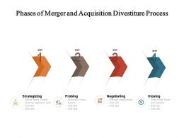 Phases Of Merger And Acquisition Divestiture Process