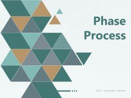 Phases Process Development Opportunity Communication Planning
