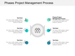 Phases Project Management Process Ppt Powerpoint Presentation Portfolio Tips Cpb