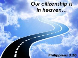 Philippians 3 20 Savior From There The Lord Jesus Powerpoint Church Sermon