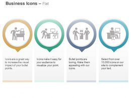 Photocopier Office And Data Management Desk Business Relationship Ppt Icons Graphics