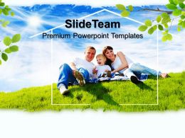 Photos Of Nature Powerpoint Templates Family Holidays Image Ppt Themes