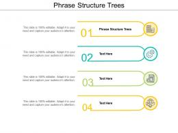 Phrase Structure Trees Ppt Powerpoint Presentation Ideas Smartart Cpb