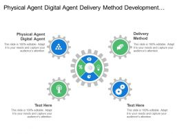 Physical Agent Digital Agent Delivery Method Development Program