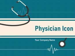 Physician Icon Along Calendar Measuring Consultation Service