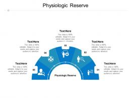 Physiologic Reserve Ppt Powerpoint Presentation Outline Format Cpb