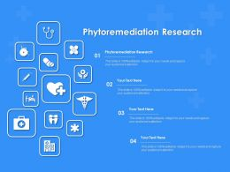 Phytoremediation Research Ppt Powerpoint Presentation Slides Structure