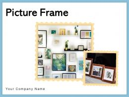 Picture Frame Landscape Individual Gallery Computer