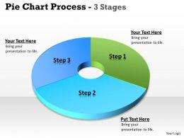 Pie chart 3 Step 6