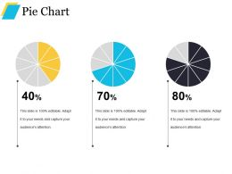 Pie Chart Example Of Ppt Presentation