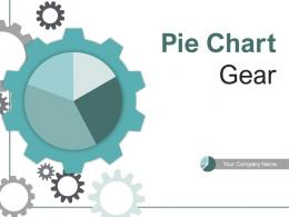 Pie Chart Gear Government Agriculture Marketing Magazines Education Business Finance