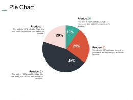 Pie Chart Marketing Ppt Summary Example Introduction