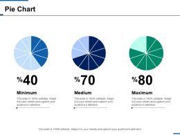Pie Chart Maximum Ppt Inspiration Background Designs