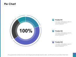 Pie Chart Ppt Inspiration Graphics Design