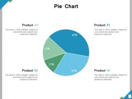 Pie Chart Ppt Powerpoint Presentation File Graphics