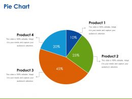 Pie Chart Ppt Sample Download