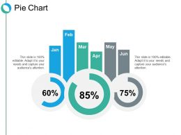 Pie Chart Ppt Show Example Introduction