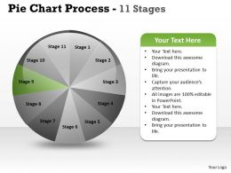pie_chart_process_11_stages_3_Slide10
