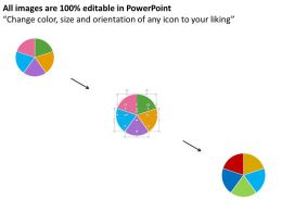pie_chart_with_process_indication_icons_flat_powerpoint_design_Slide07