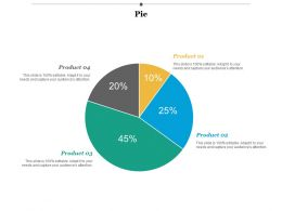 Pie Finance Investment Ppt Infographics Example Introduction