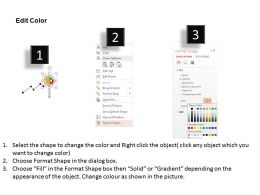 pie_graph_inside_magnifier_and_timeline_flat_powerpoint_design_Slide04